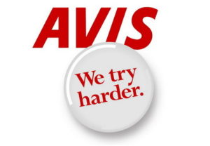 Avis branding