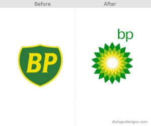 Redeveloping BP branding